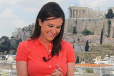 Michelle Caruso-Cabrera, CNBC anchor/reporter